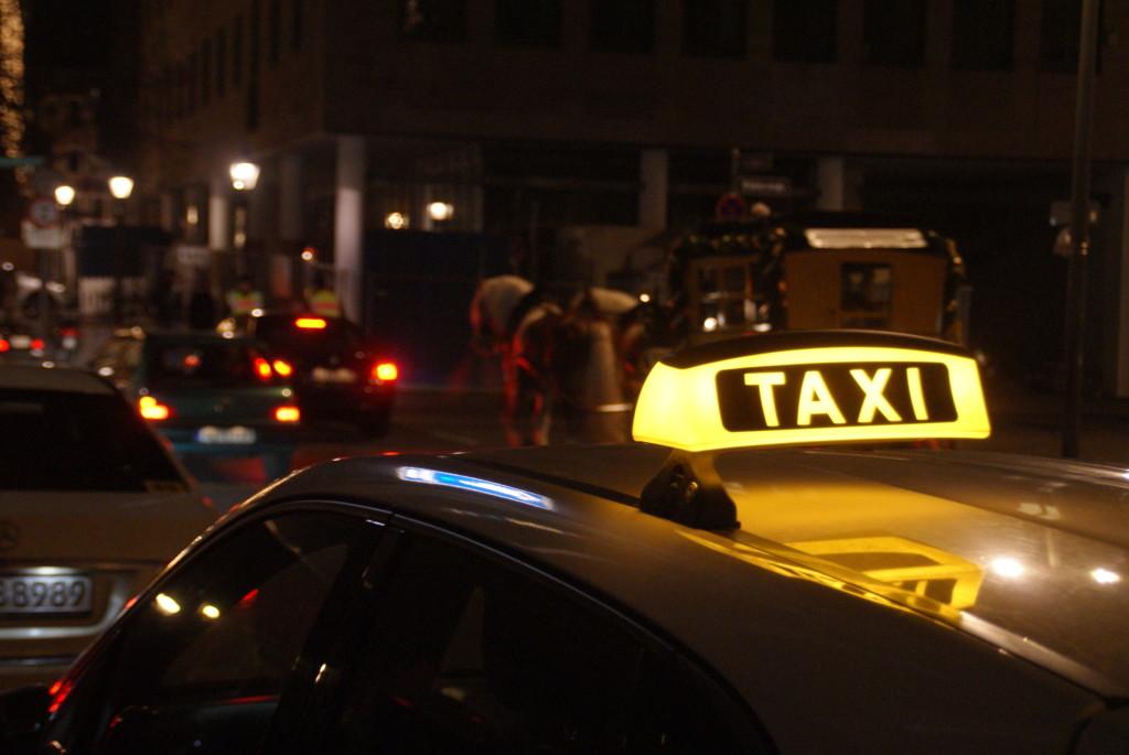 Taxi Lindau