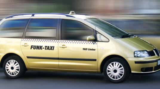 Lindauer Funk Taxi